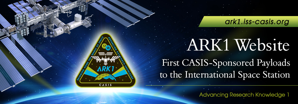 First CASIS-Sponsored Payloads to the ISS