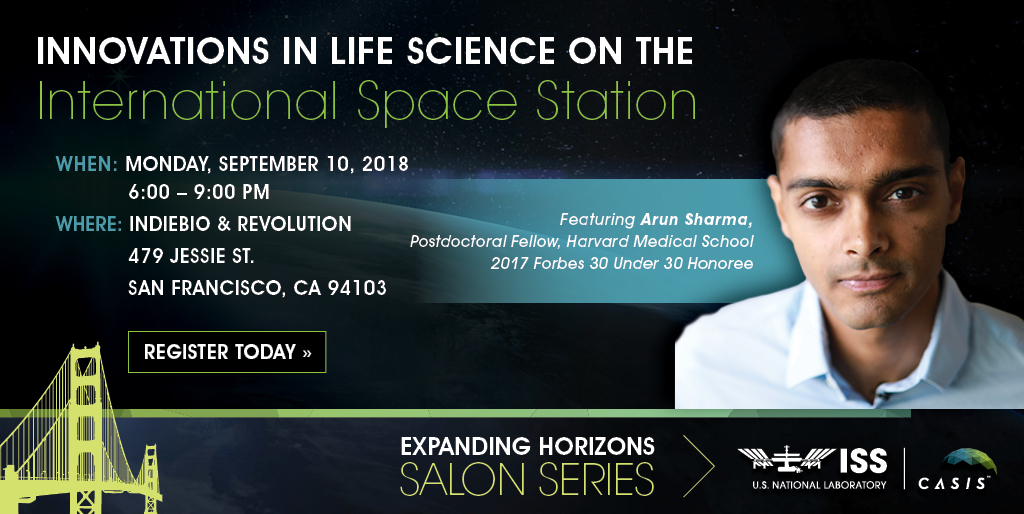 CASISOA18 032 Innovations in Life Science on the ISS Shareable R4