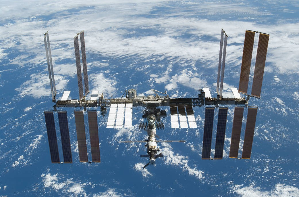 ISS photo general 1
