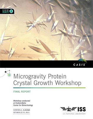 microgravity pgc workshop report