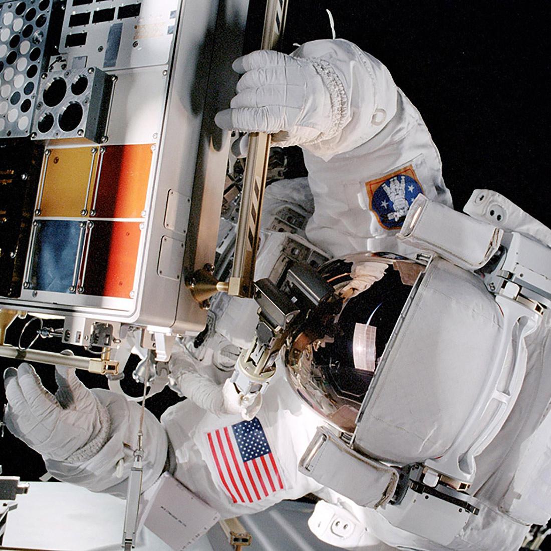 misse astronaut eva