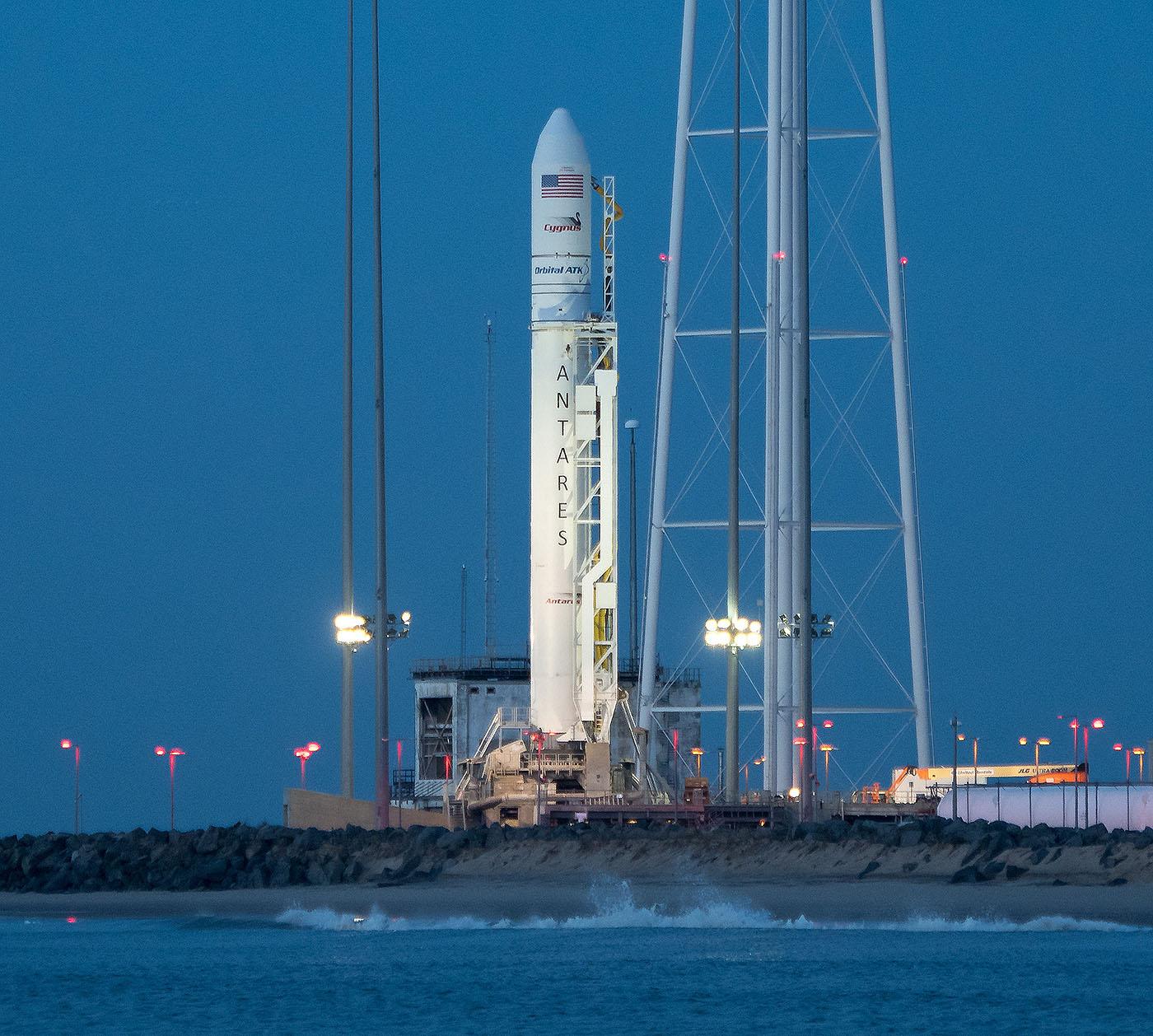 orbital launch november2017