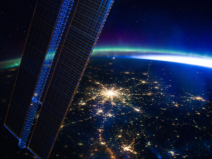 russia from space expedition30