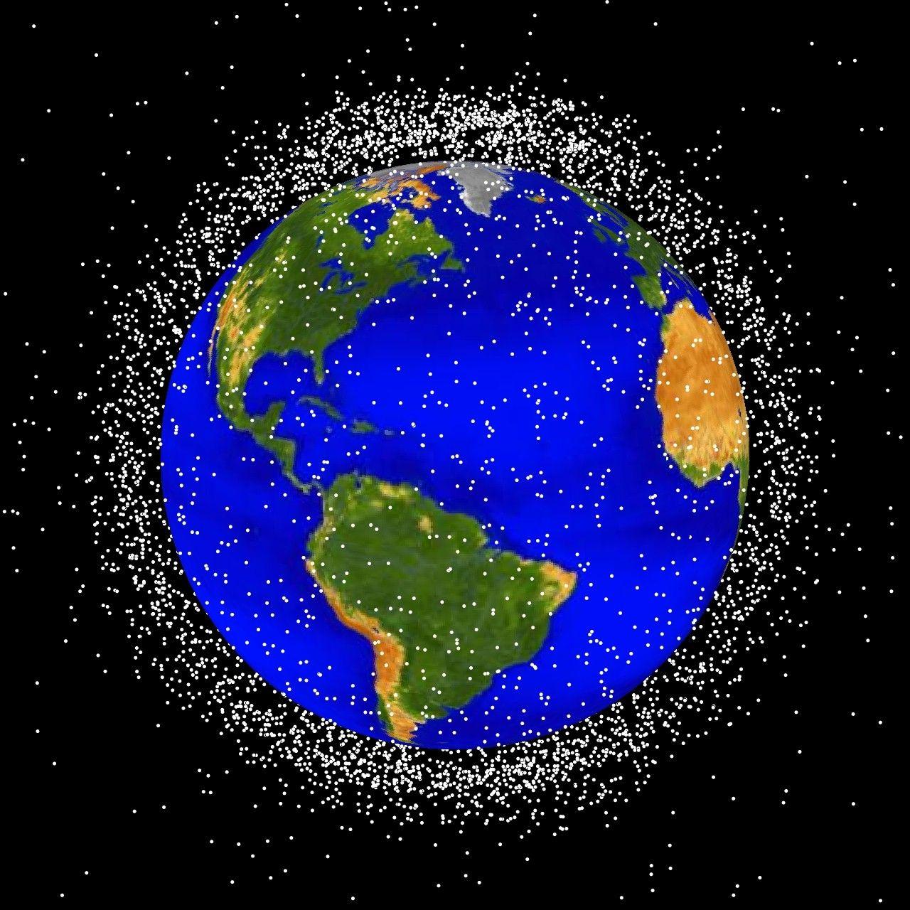 space debris1