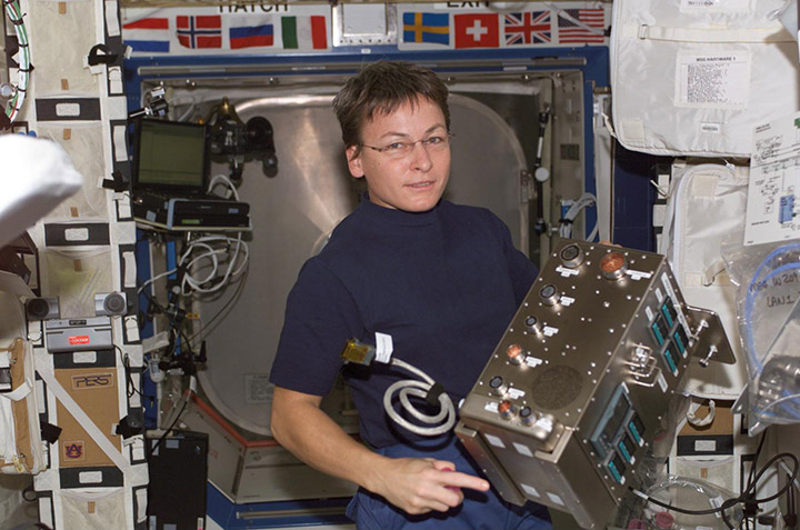 subsa nasa peggy whitson