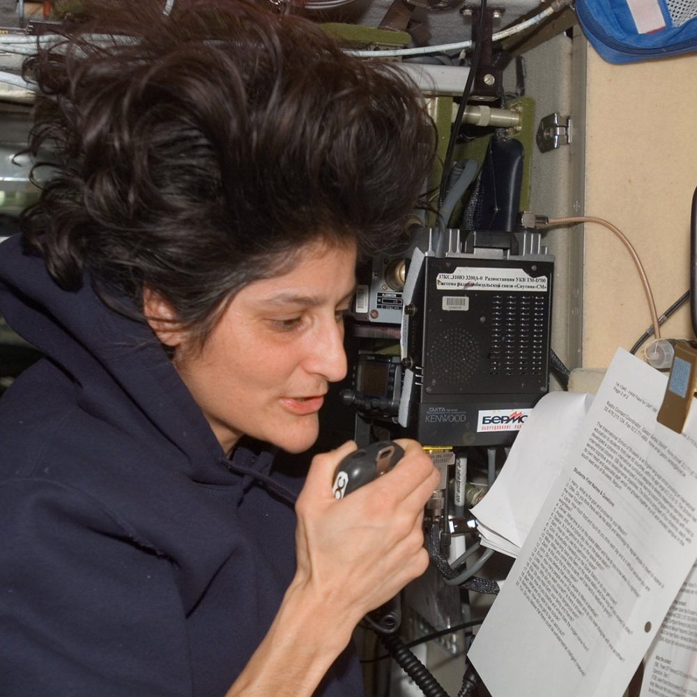 sunita williams ariss
